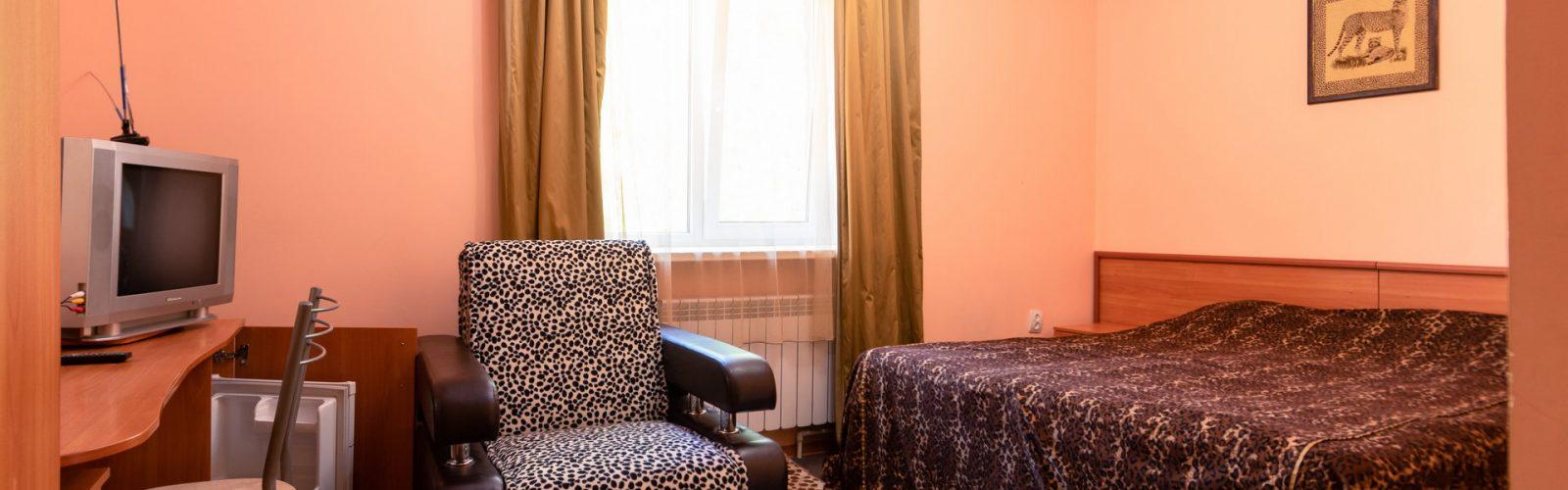 """Двухместный стандарт """"Комфорт"""" +кресло-кровать"""